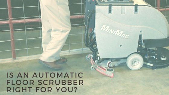 Automatic Floor Scrubber Buying Considerations