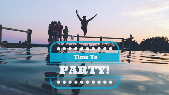 Party pool blog