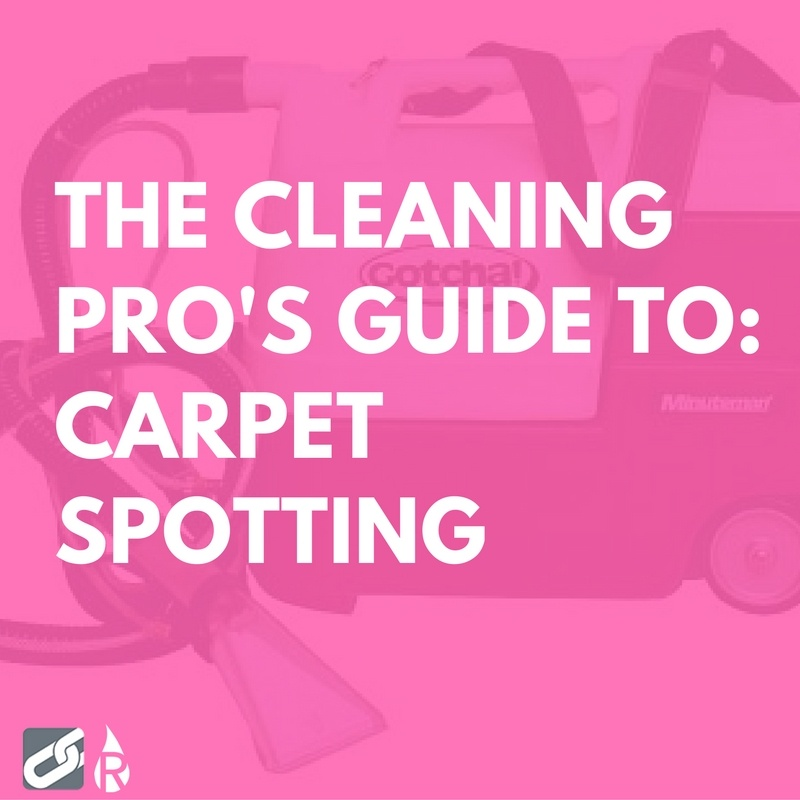 guide to carpet spotting