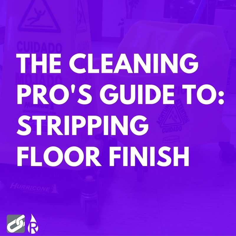 guide to stripping floors