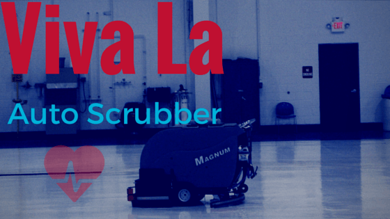 daily automatic floor scrubber maintenance