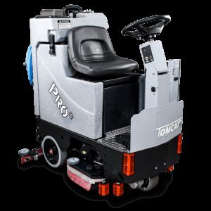 Tomcat PRO MicroRider Floor Scrubber