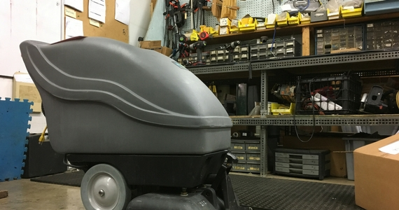cleaning equipment service and repair