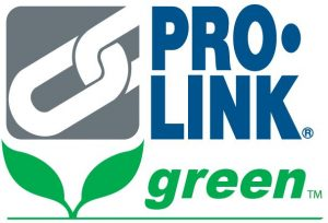 logo for pro-link green
