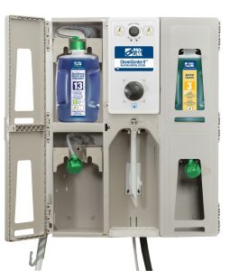 Picture of Pro-Link ChemiCenter 2 4 button unit with product loaded